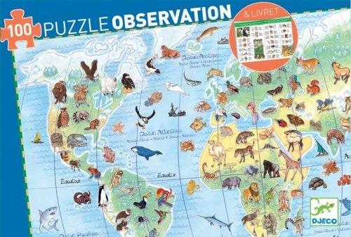 Puzzle World's Animals