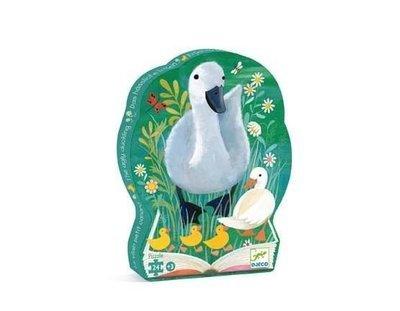 Puzzle Duckling