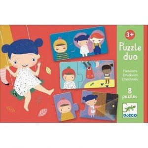 Puzzle Duo Emotions