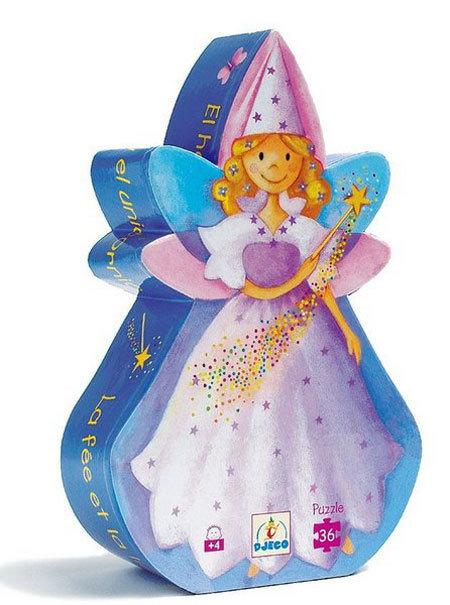 Puzzle Fairy Unicorn