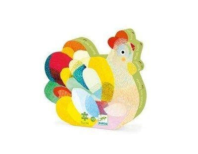 Puzzle Raoul The Hen