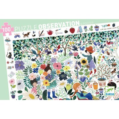 Puzzle Thousand Flowers