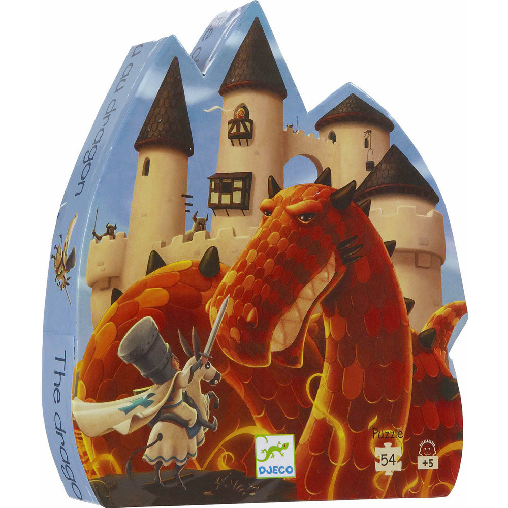 Puzzle Vaillant Dragon
