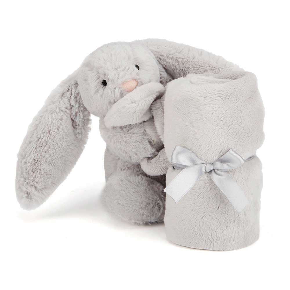 Silver Bunny Soother