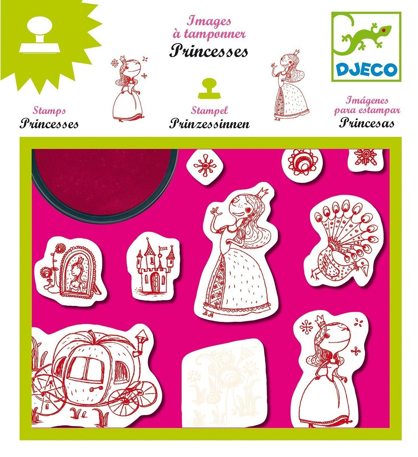 Stamps Princesses