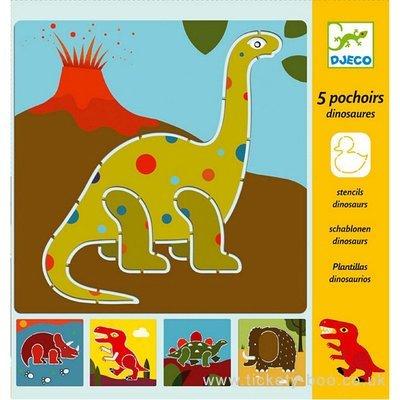 Stencils Dino
