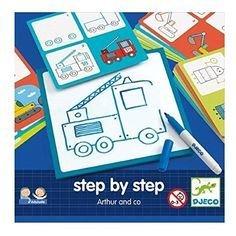 Step By Step Blue