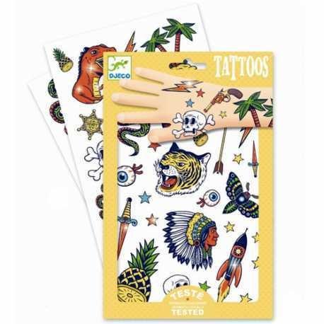 Tattoos Western