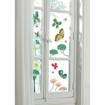 Window Stickers Butterflies