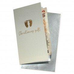 Christning card-gift wallet