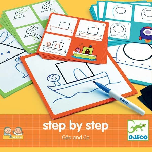 Step By Step Geo And Co