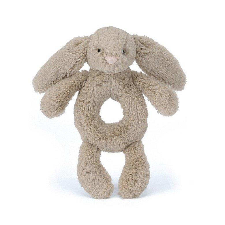 Bashful Beige Bunny Grabber