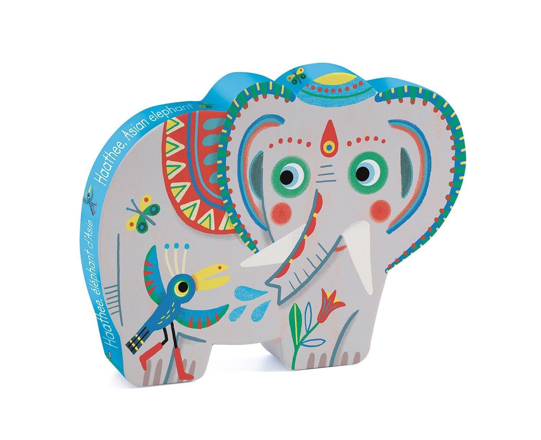 Puzzle Asian Elephant