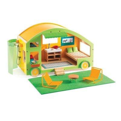 Doll House Caravan