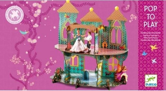 Pop To Play Castle Of Wonders