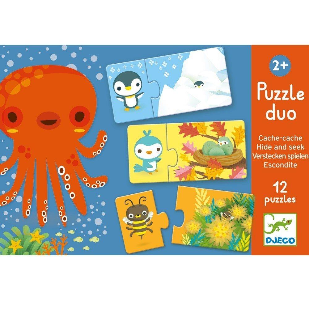 Puzzle Duo Hide & Seek