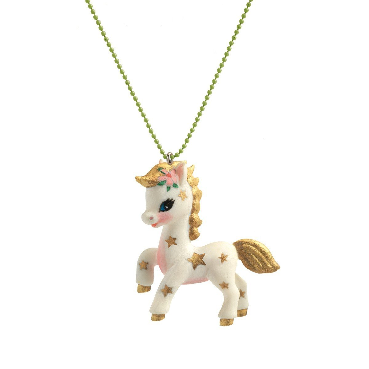 Lovely Charms Necklace Poney