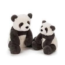 Medium Harry Panda Cub