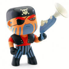 Arty Toys Jack Skull