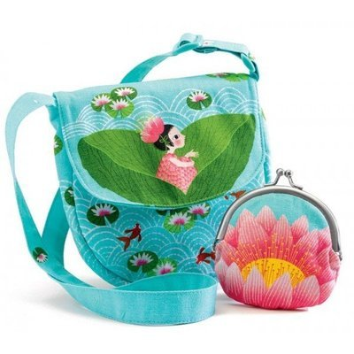 Bag & Purse Water lily