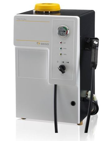 BEGO Triton SLA Wet & Dry Steamer