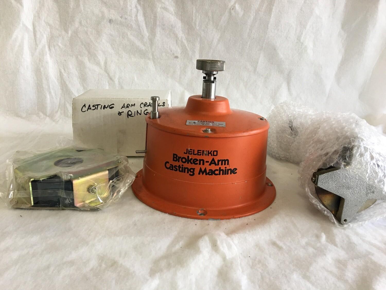 Jelenko Broken Arm Casting Machine