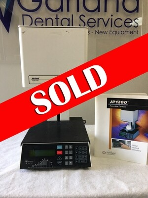 **SOLD** Zahn JP1200 Porcelain Furnace (used)