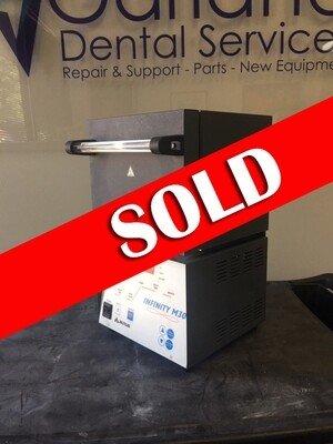 **SOLD** Jelrus M30 Burnout Oven (used)