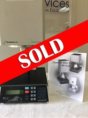 ** SOLD ** Jeneric Pentron Auto Press Plus Furnace