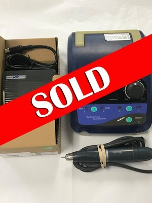 ** SOLD** NSK Ultimate / Lincoln L500 Electric Lab Handpiece System