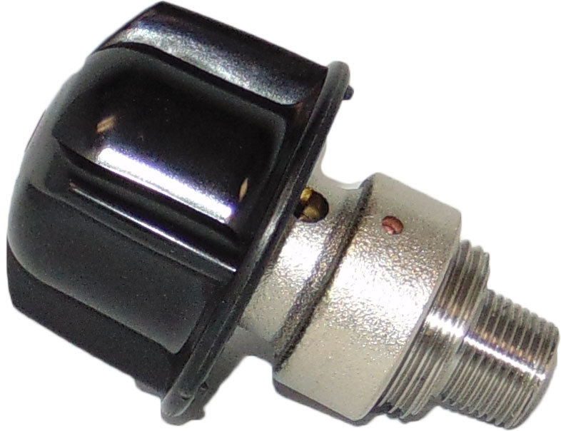 Trident Hot Shot Professional/Elite Steamer Cap w/ Adaptor