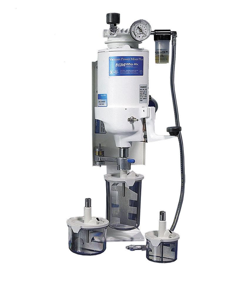 WhipMix Combination Unit Vacuum Mixer