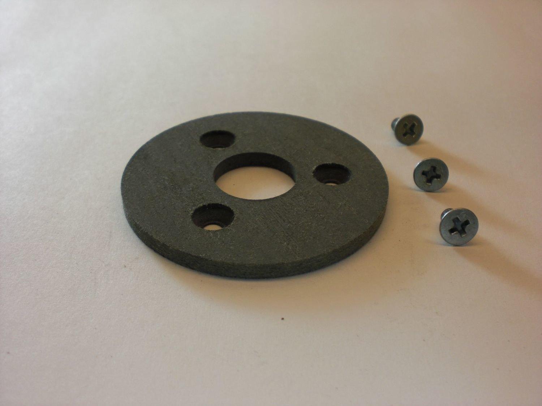 Clutch Lining with screws (Q150)