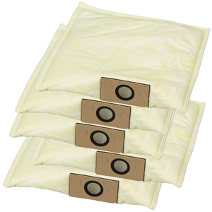 Filter Bag for Vaniman Dust Collector 10211 (5 pk)