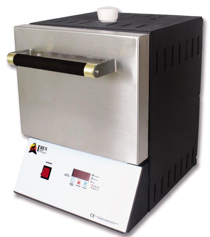 APEX Three-Stage Oven