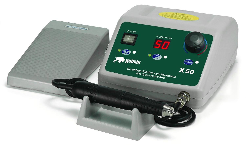 Buffalo X50 Brushless System