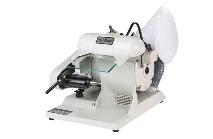 Ray Foster 2-Speed Alloy Grinder w/ Dust Collector
