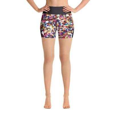 Vibe High Waist Shorts
