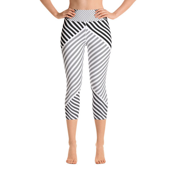 Penny High Waist Capri Leggings