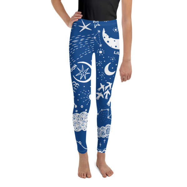 Lily Moon Youth Leggings