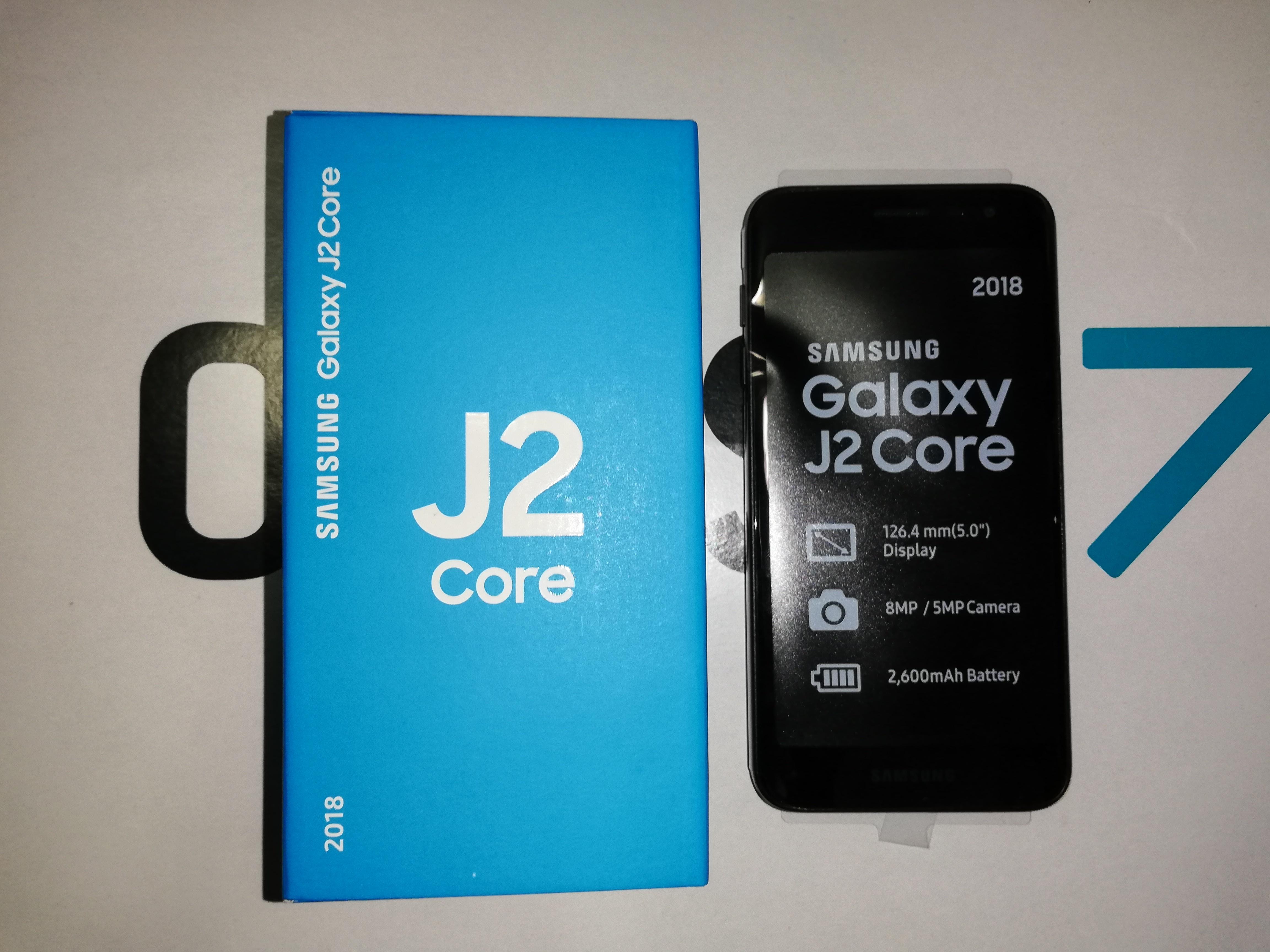 Samsung J2 Core - Disponible 3