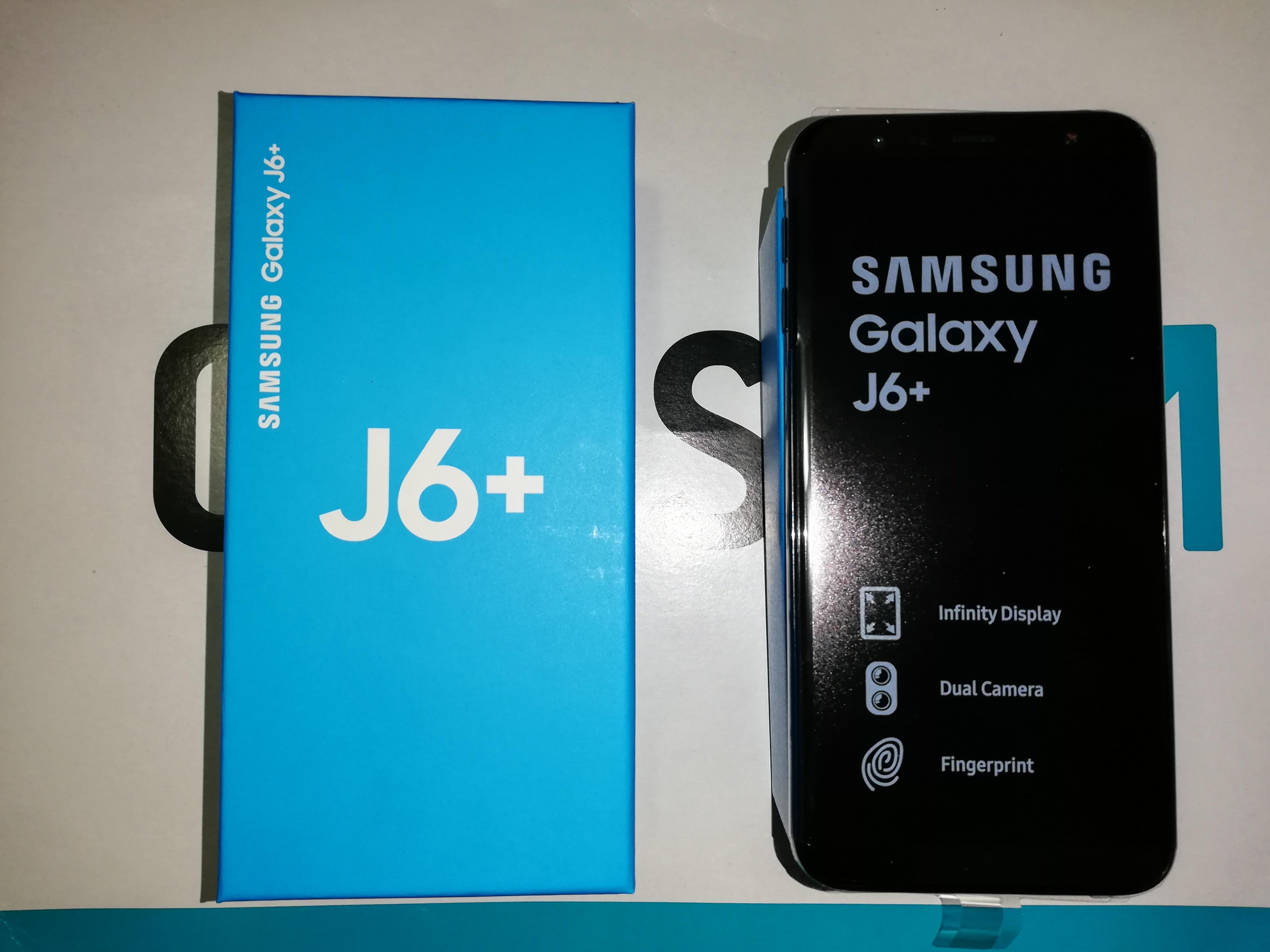 Samsung J6 Plus - Por encargo (Descuento $10) 5