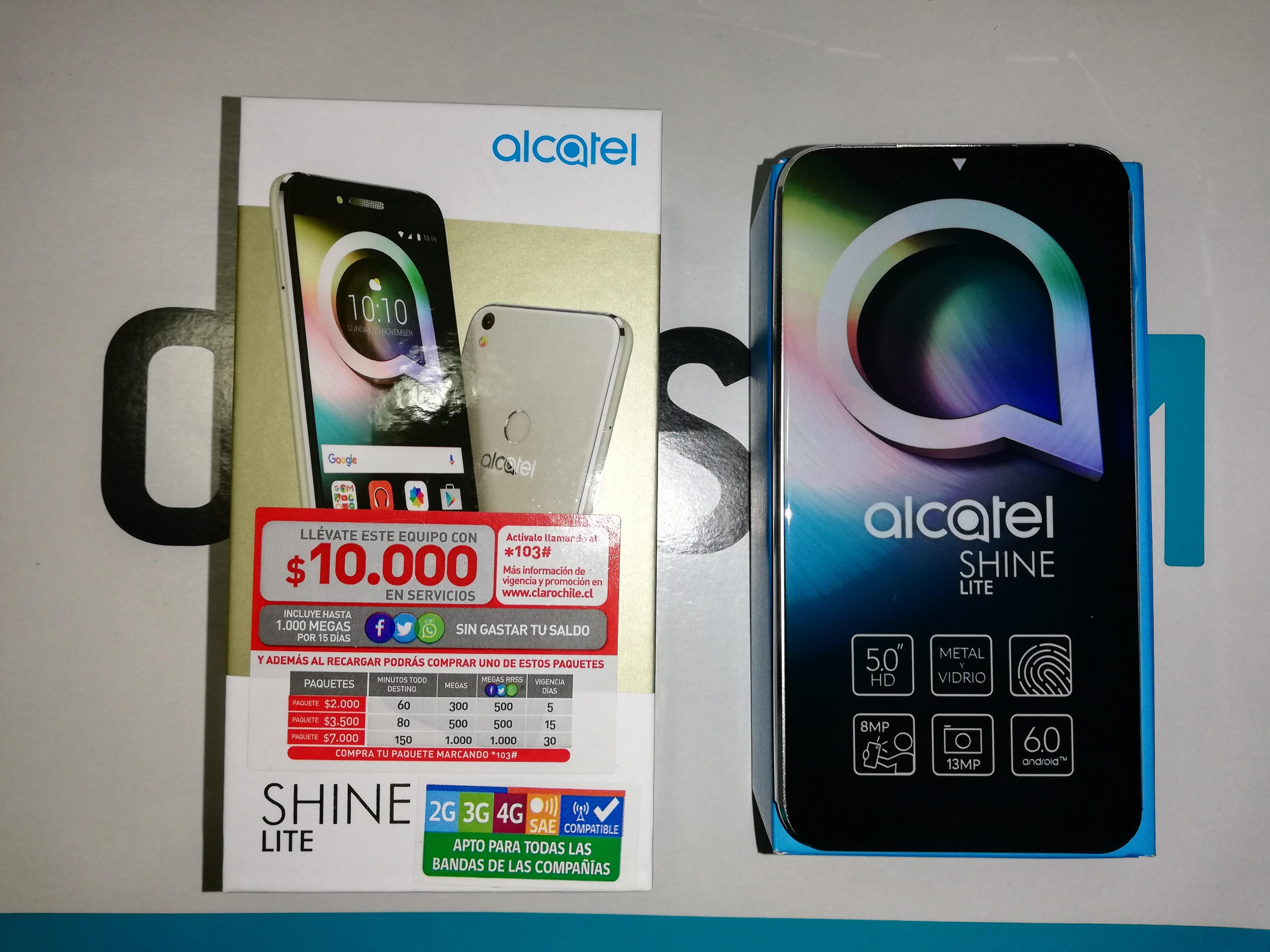 Alcatel Shine Lite - Disponible 6