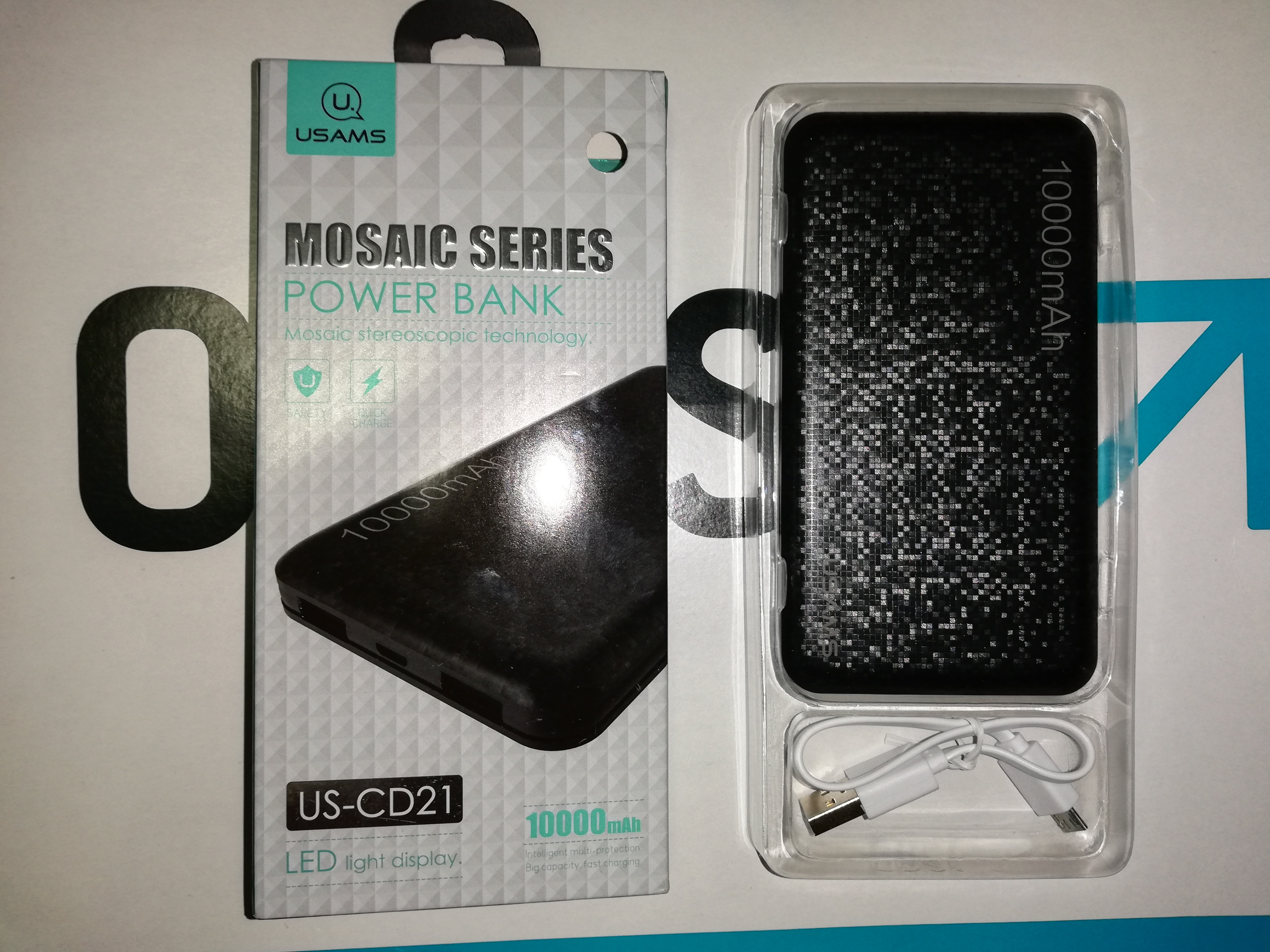 PowerBank 10.000 mAh - Disponible 9