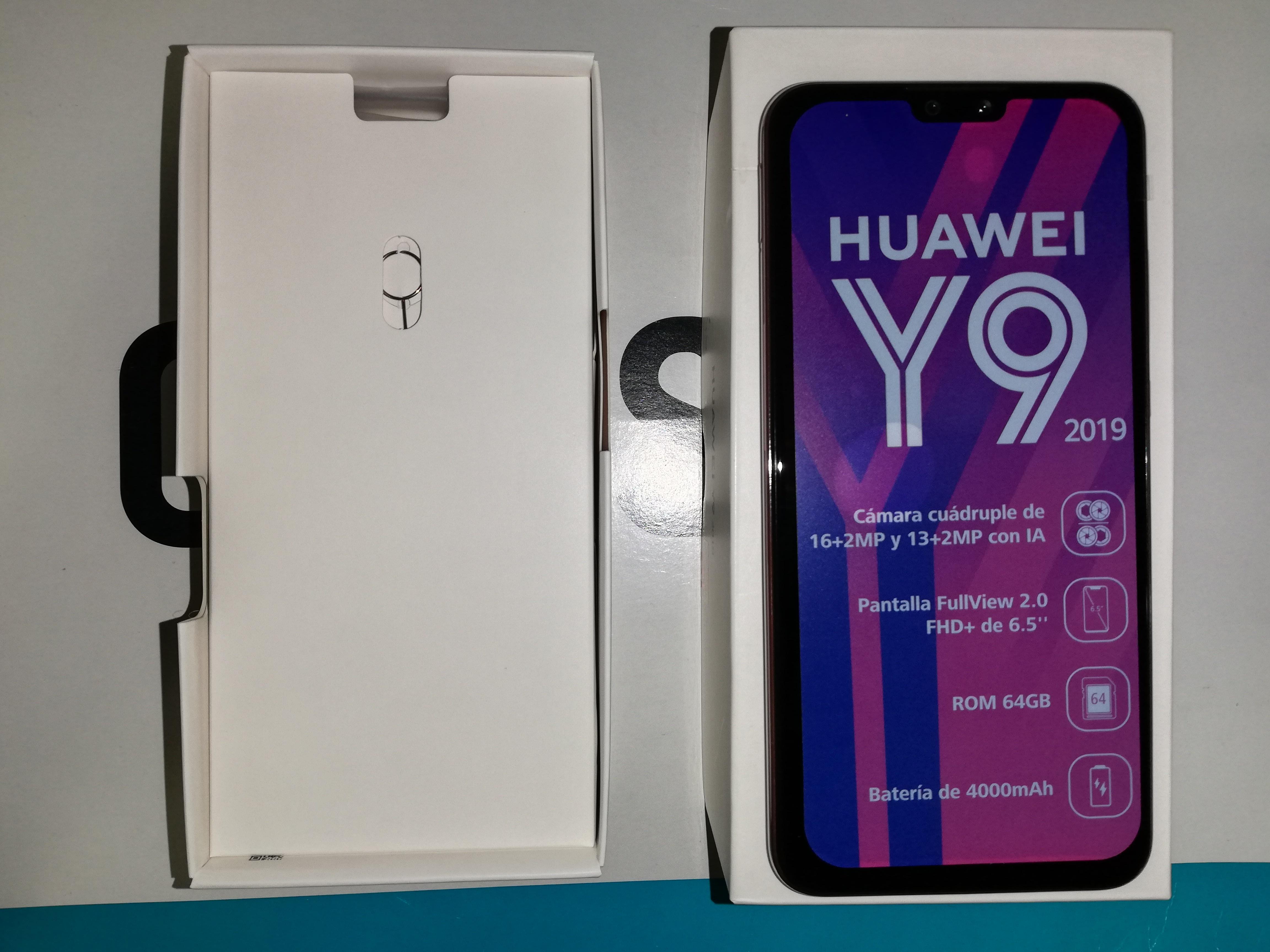 Huawei Y9 2019 - Por encargo (Descuento $10) 11