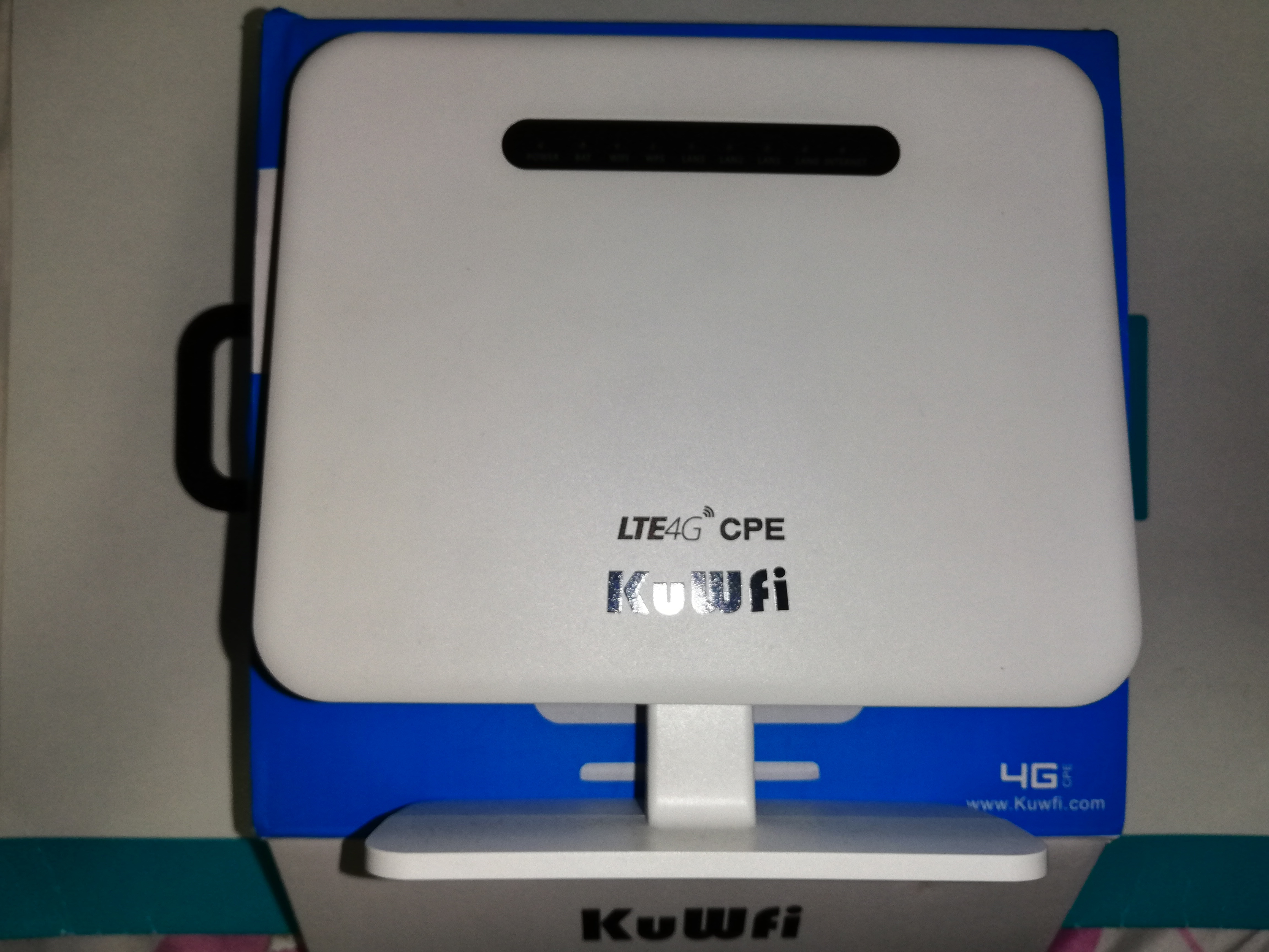 KuWfi Router para PV Cantv Digitel 4G LTE - Disponible 12