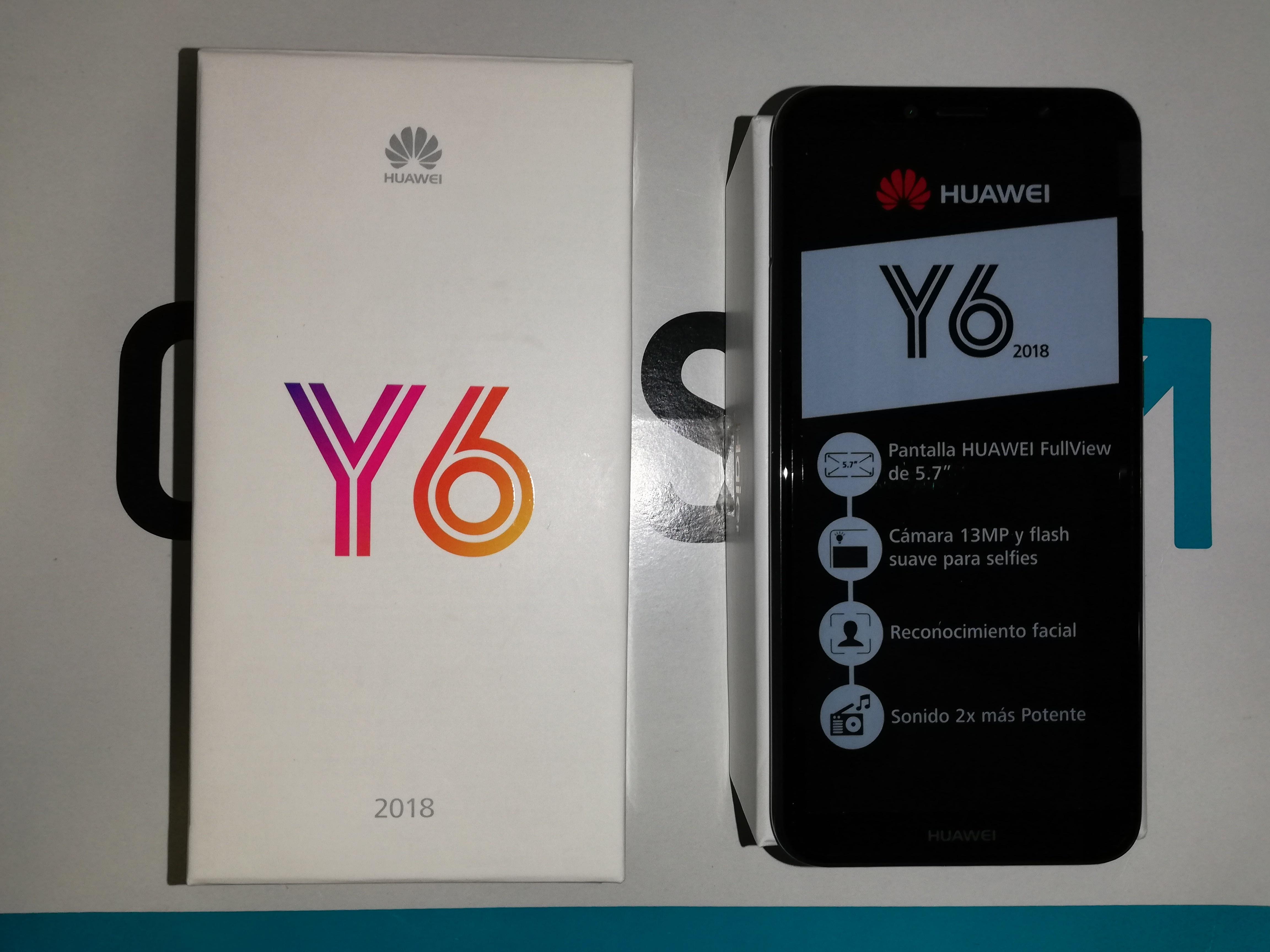 Huawei Y6 - Disponible 13