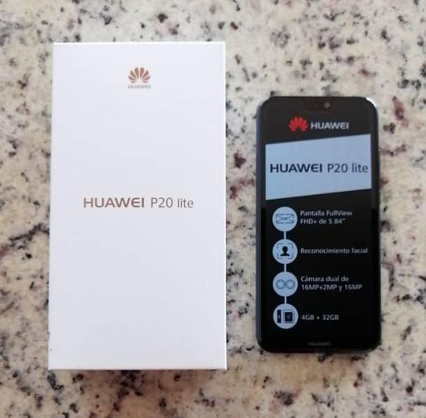 Huawei P20 Lite - Disponible 18