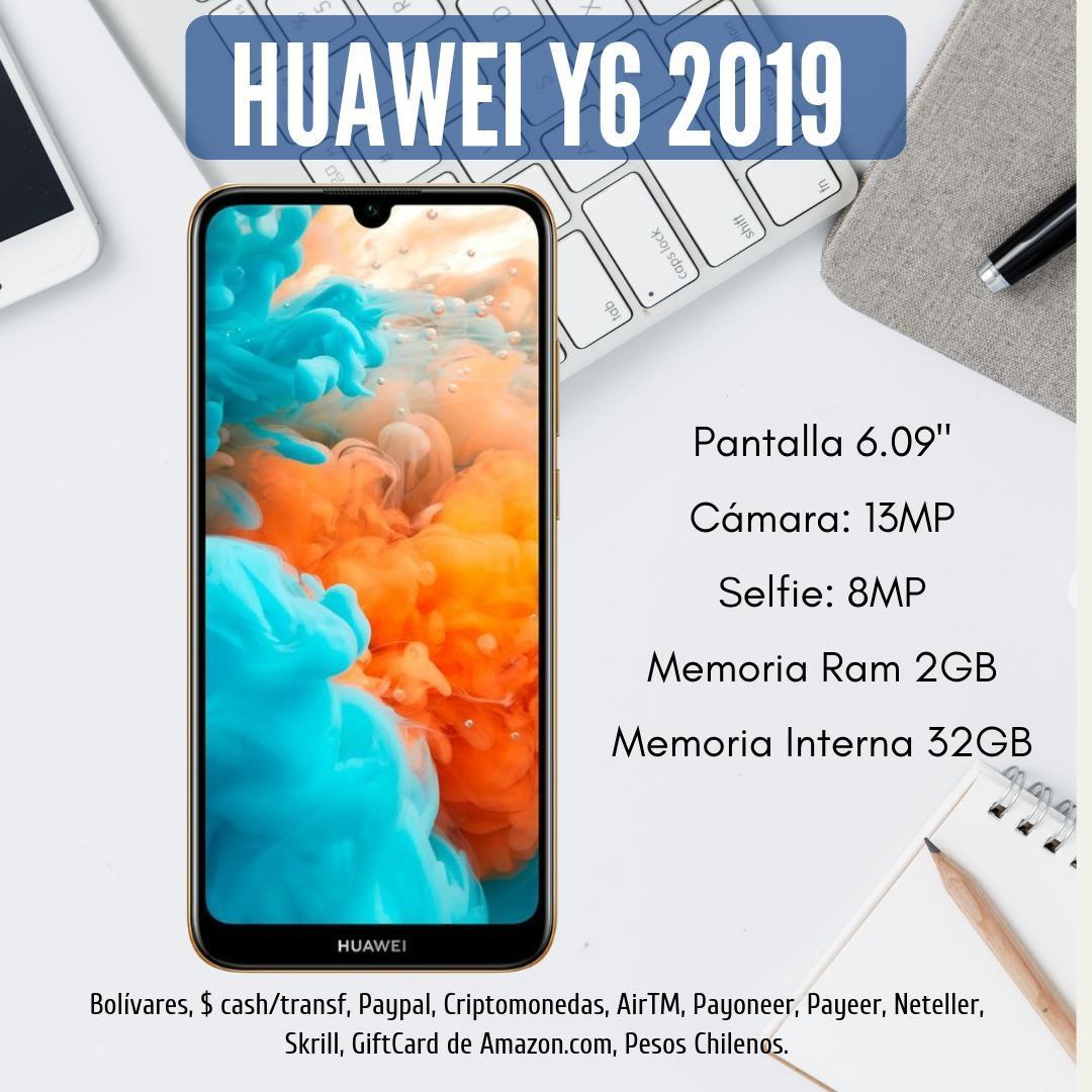 Huawei Y6 2019 HUAWEIY6