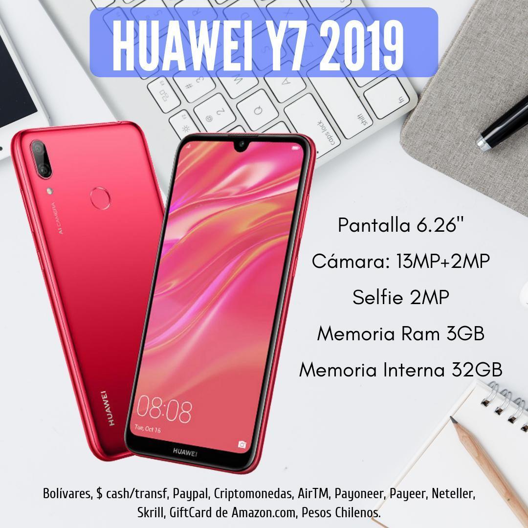 Huawei Y7 2019 huaweiy72019